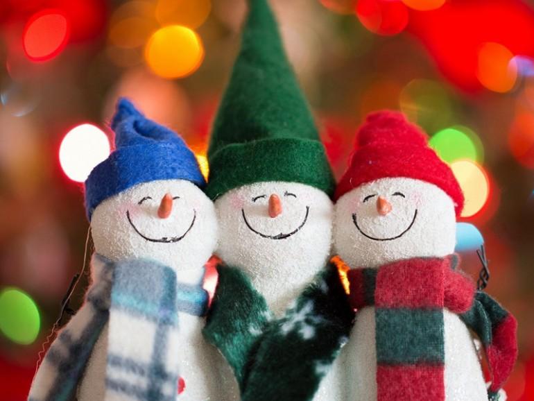 Рождественские каникулы FFC!