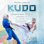 Leedu Avatud Kudo Meistrivõistlused 2018