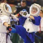 Kickboxingu sparring päev
