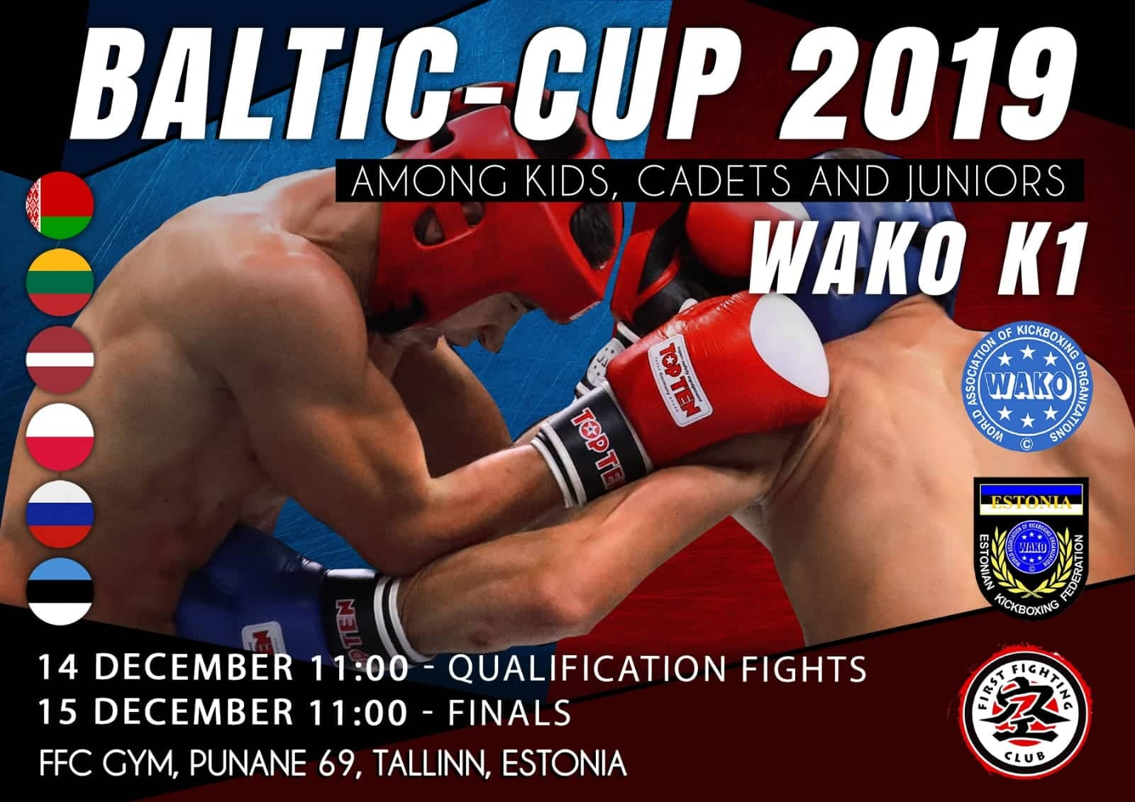 Baltic Cup 2019 K-1