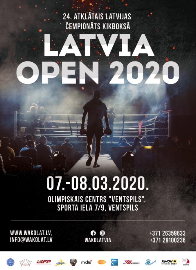 Latvia Open 2020