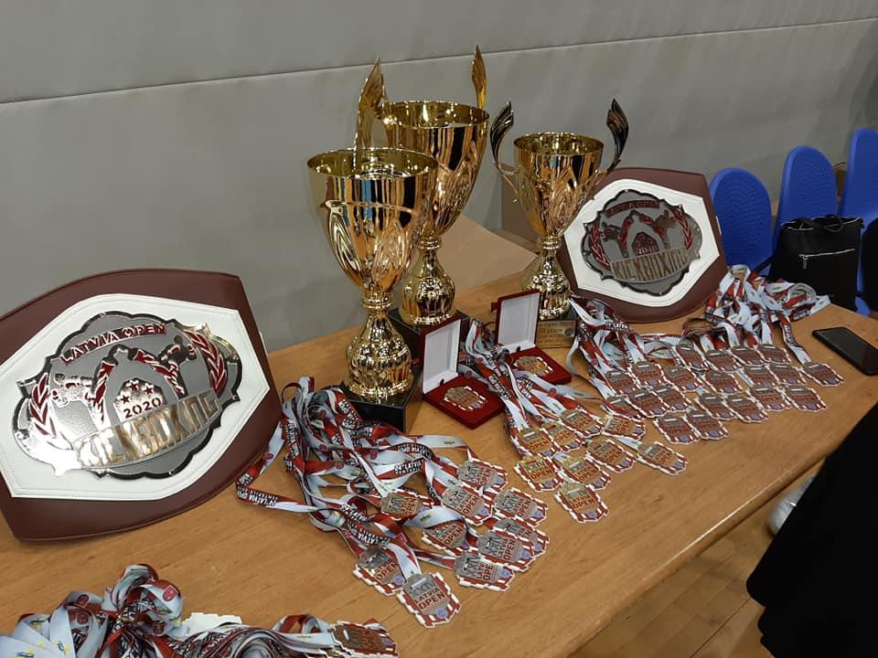 Läti kikkpoksi meistrivõistluste tulemused.